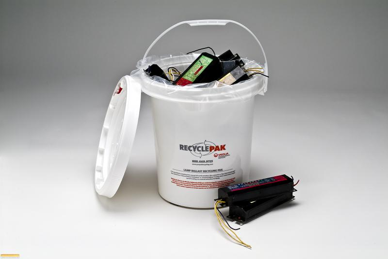 Ballast Recycling Kit